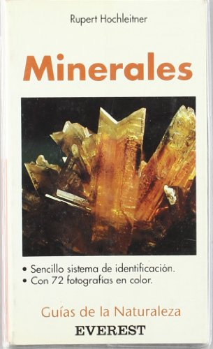 Minerales (Guías de la naturaleza de bolsillo) por Hochleitner  Rupert