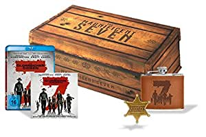 Die glorreichen Sieben Collector's Box exklusiv bei Amazon.de Blu-ray Limited Edition