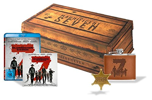 Die glorreichen Sieben (Collector's Box) (exklusiv bei Amazon.de) [Blu-ray] [Limited Edition]