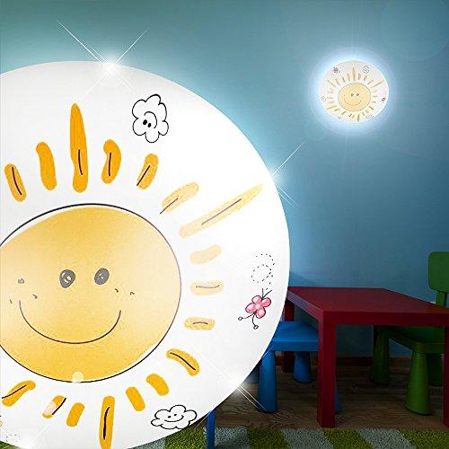 Zzatt Kinder Schlafzimmer LED Deckenleuchte Modern