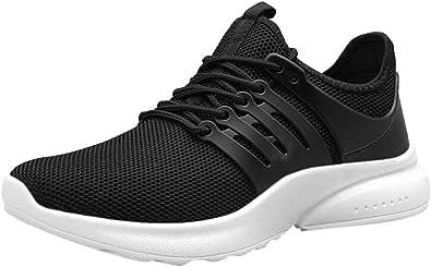 Oyedens Scarpe da Corsa Scarpe Sportive da Uomo Scarpe da Ginnastica Antiscivolo Breathable Scarpe Stringate Uomo Sneakers Espadrillas Scarpe da Corsa Uomo Sport Running Athletic Shoes 2019