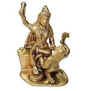 Vedic Vaani Shree Baglamukhi statue