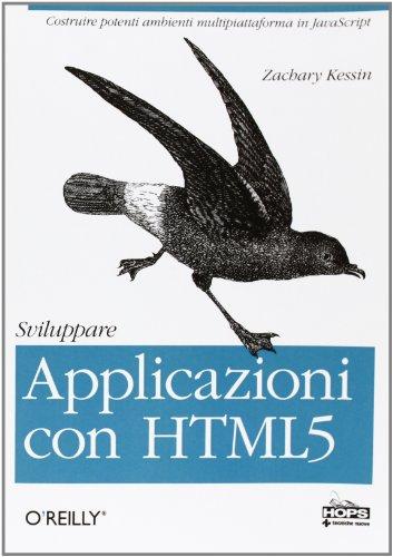 Sviluppare applicazioni con HTML 5