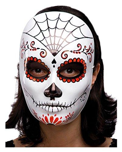 chädel Maske (Sugar Skull Maske)