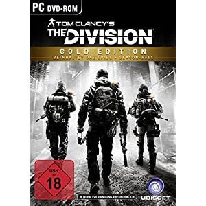 Tom Clancy's The Division – Gold Edition – [PC]