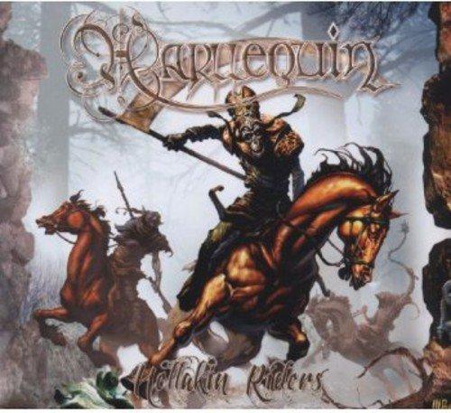 Harllequin: Hellakin Riders (Audio CD)