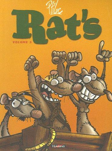 Rat's, Tome 3 : par Ptiluc