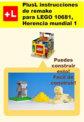 PlusL instrucciones de remake para LEGO 10681,Herencia mundial 1: Usted puede construir Herencia mundial 1 de sus propios ladrillos por PlusL