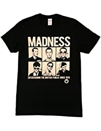 Madness Since 1979 Unisex Official T Shirt Brand New Various Sizes