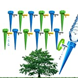 ETbotu 12Home Automatische Bewässerung für Pflanzen Werkzeug Tropfbewässerung System Verstellbar Garten-Zubehör Dekor