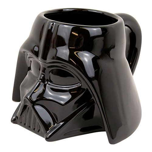 "Tazza 3D, motivo ""Darth Vader Star Wars"""