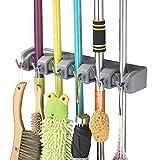 Home Mop Holder Organiser, Storage Coat Hooks Wall - Best Reviews Guide