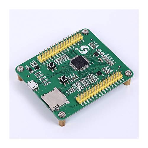 STM32 STM32F405RGT6 USB IO Kern MicroPython Entwicklungsboard Modul STM32F405 für Python Gravitationsbeschleunigungssensor IOT + Draht