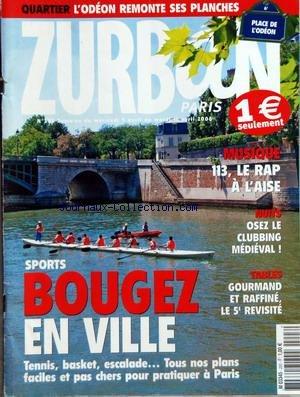 ZURBAN PARIS [No 293] du 05/04/2006 - L&...