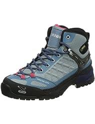 SALEWA WS FIRETAIL EVO MID GTX - botas de senderismo de material sintético mujer