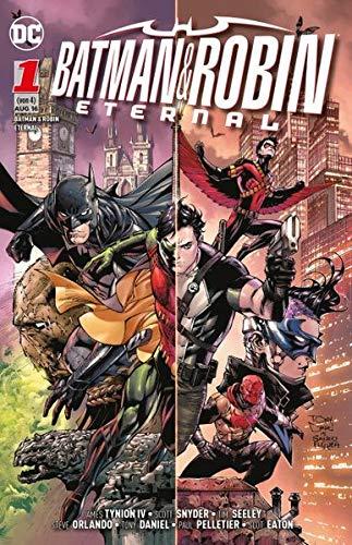 Batman & Robin Eternal: Bd. 1: Batmans Geheimnis