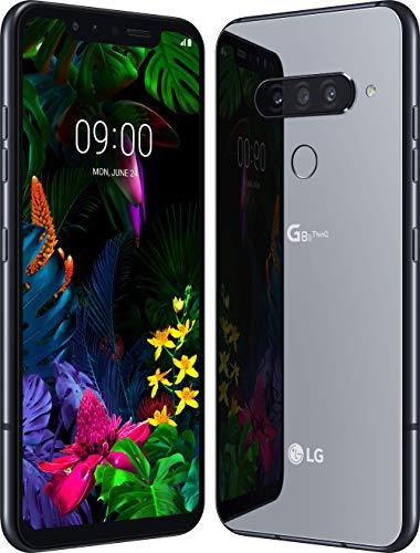 Foto LG G8s smartphone Dual SIM con Z Camera e Tripla fotocamera posteriore, OLED 6.2'' FHD+, IP68, Batteria da 3550mAh, Snapdragon 855 2.84GHz, Memoria 128GB, 6GB RAM, Android 9, Mirror Black [Italia]