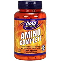 Now Foods - AMINO COMPLETE - 120 caps