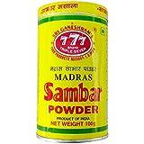 #10: 777 Sambar Powder, 100g Can