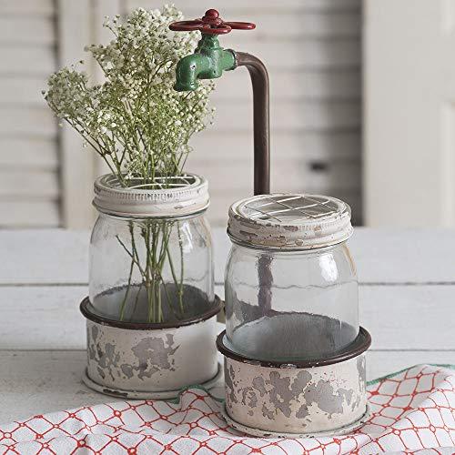 CTW Home Collection Wasserhahn Blumen-Frosch -