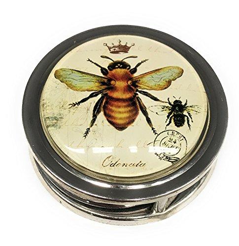 Valuarts Klappbarer Lupe Briefbeschwerer von Wert Arts, Imperial French Honey Bee, 2.5D -