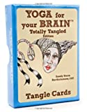 Design Originals Yoga for Your Brain Totally Tangled Edition: Tangle cards
