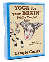 Yoga for Your Brain Tangle Cards: Totally Tangled Edition