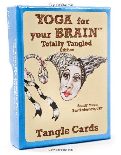Design Originals Papier conception originals-yoga pour votre cerveau totalement s'emmêler par Sandy Steen Bartholomew