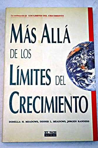 Descargar Libro Mas alla de los limites del crecimiento de Donella H. Meadows