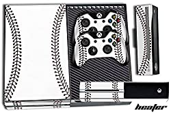 Xbox One Console + Controller Skin - Heater