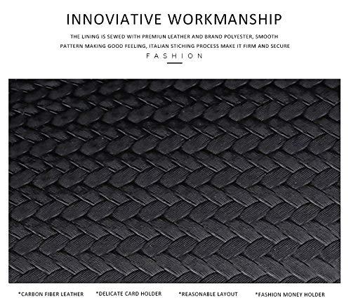 a31d71a050 EvoClip Carbon Fiber Design Alluminio   Porta Carte Di Credito ...
