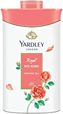 Yardley London - Royal Red Rose Talc for Women, 250g
