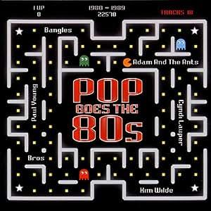 Pop Goes The 80's: Amazon.co.uk: Music