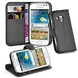Cadorabo - Funda Samsung Galaxy TREND PLUS (GT-S7580) Book Style de Cuero Sintético en Diseño...