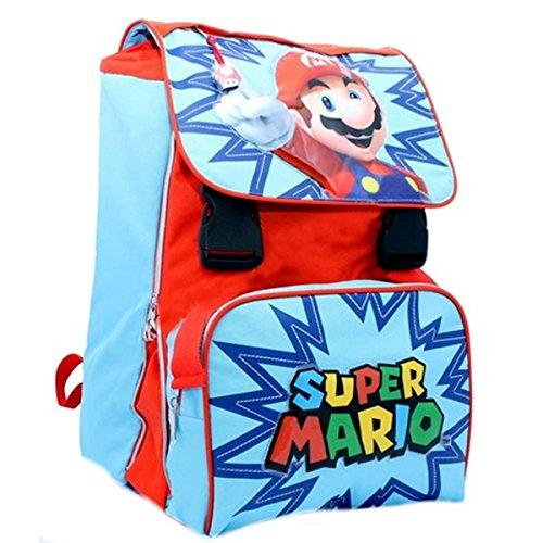 e1e8746f1 Zaino Estensibile Super Mario Kids