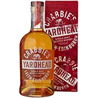 Crabbie's Yardhead Single Malt Whisky with Gift Box, 70 cl