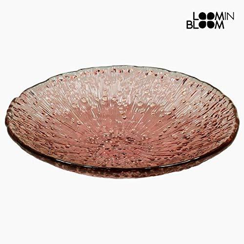 Santiago Pons Centre de Table Rustique 42 cm Rose