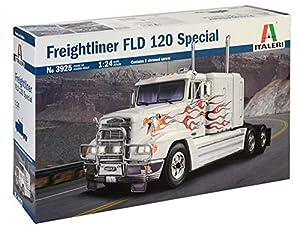 Italeri 3925S - Maqueta de avión Freightliner FLD 120 (Classic) (Escala 1:24)