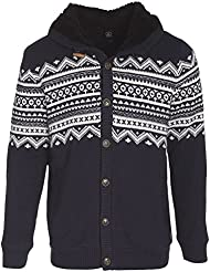 Volcom A0731555 - Gilet - Manches longues - Homme