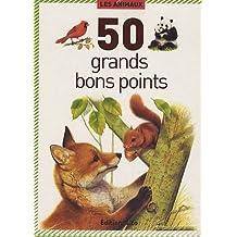 50 bons points: Les Animaux