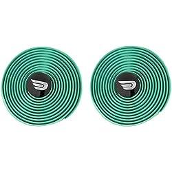Manillar para bicicleta de carreras bandas Pure Fixie Mint de color verde