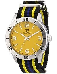 TP Time Piece TPGA-90737-81L - Orologio da polso uomo, nylon, colore: multicolore