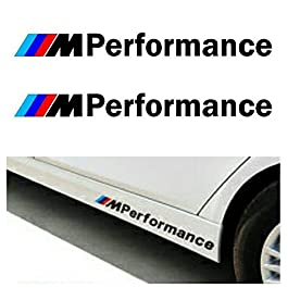 Adesivo M Performance, decalcomania per BMW M.