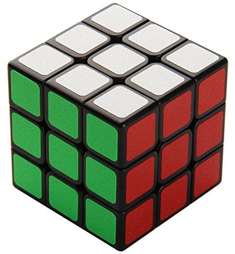 Lora&Chat Rubik's Cube de Vitesse 3x3 Cube Magique