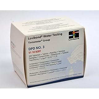 DPD No. 3 Tabletten BF im 500er Pack Photometer