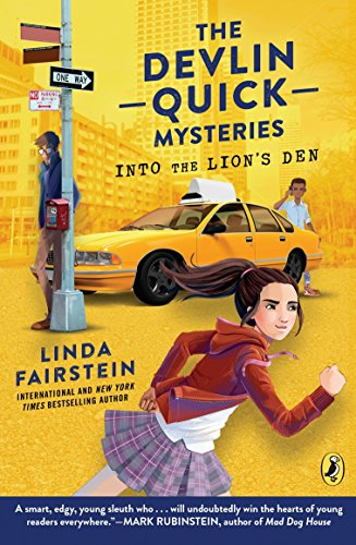Into the Lion's Den (Devlin Quick Mysteries)