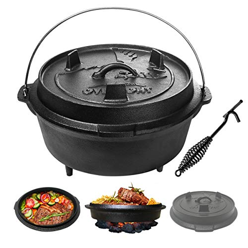 Overmont OM-Dutch Oven-L