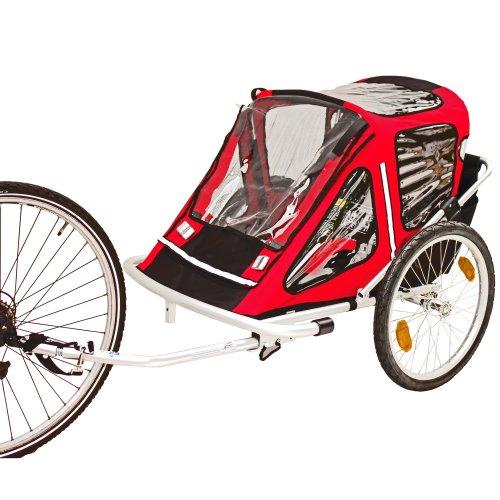 Kinderanhänger Fahrradanhänger Red Loon RB10001
