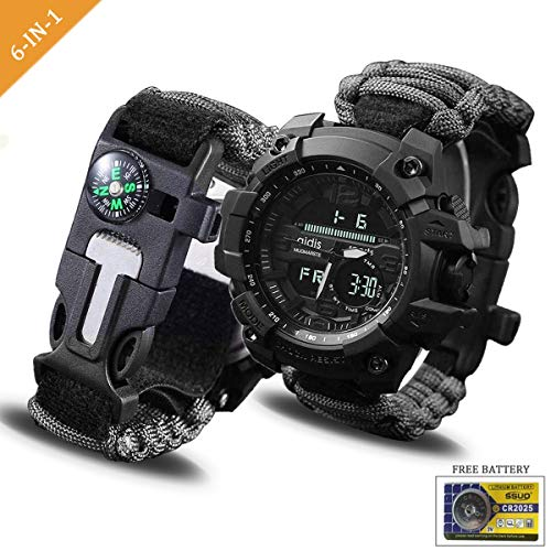 Juya Digital Survival Watch, Bra...