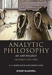 Analytic Philosophy: An Anthology (Blackwell Philosophy Anthologies)